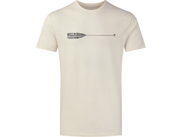 tentree Cove Classic T-Shirt Homme, elm white heather